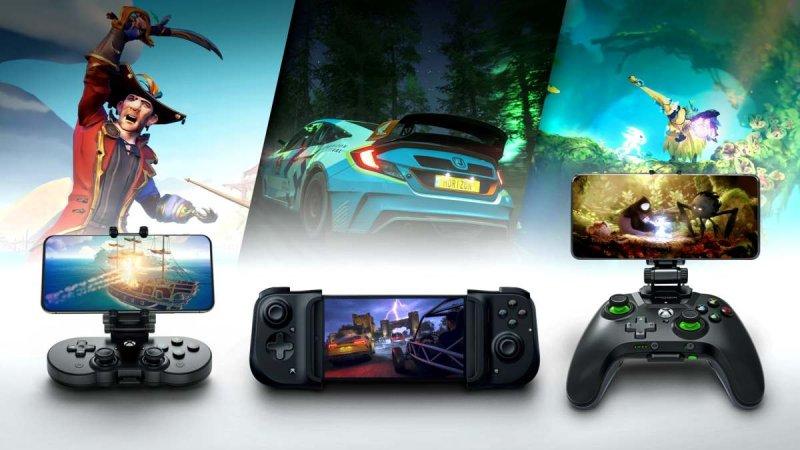 Xbox Accessories Hero