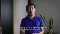 Ghostwire: Tokyo - Video diario QuakeCon at Home sui cani