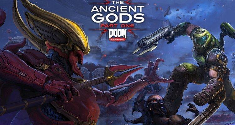 DOOM Eternal: The Ancient Gods – P …