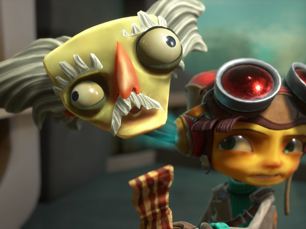 Psychonauts 2: Tim Schafer has finished writing the game dialogue