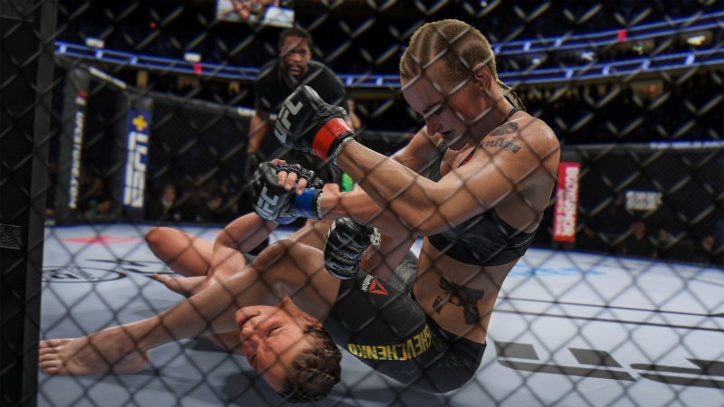 EA Sports UFC 4 features a rather realistic simulation of mixed martial arts fighting