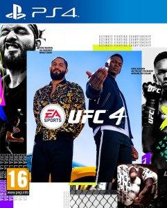EA Sports UFC 4 per PlayStation 4