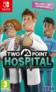 Two Point Hospital per Nintendo Switch