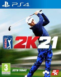 PGA Tour 2K21 per PlayStation 4