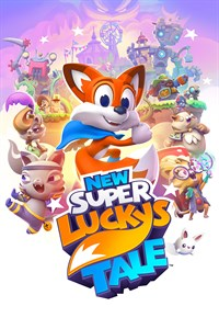 New Super Lucky's Tale per Xbox One