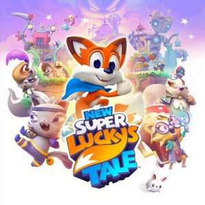 New Super Lucky's Tale per PlayStation 4