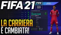 FIFA 21: la Modalità Carriera sfida Football Manager!