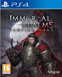 Immortal Realms: Vampire Wars per PlayStation 4