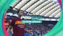 eFootball PES 2021 x AS Roma - Il trailer di annuncio della collaborazione