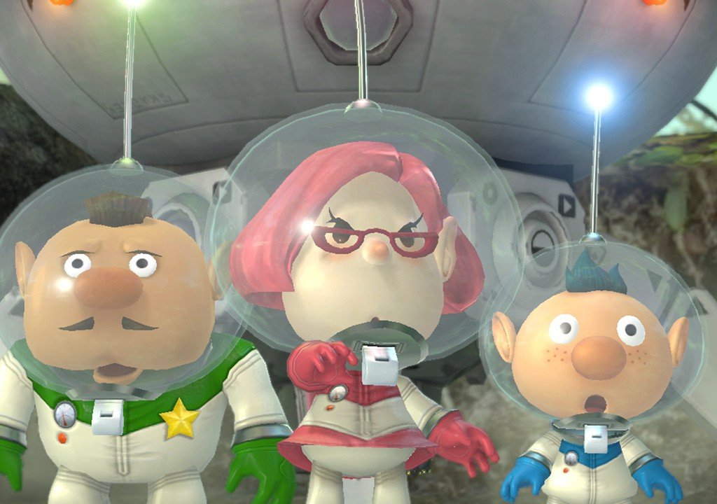 Japanese ranking: Pikmin 3 Deluxe in first place, Watch Dogs: Legion fourth