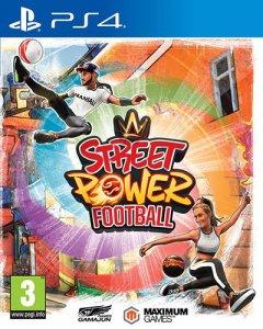 Street Power Football per PlayStation 4
