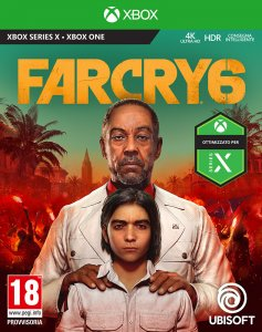 Far Cry 6 per Xbox One