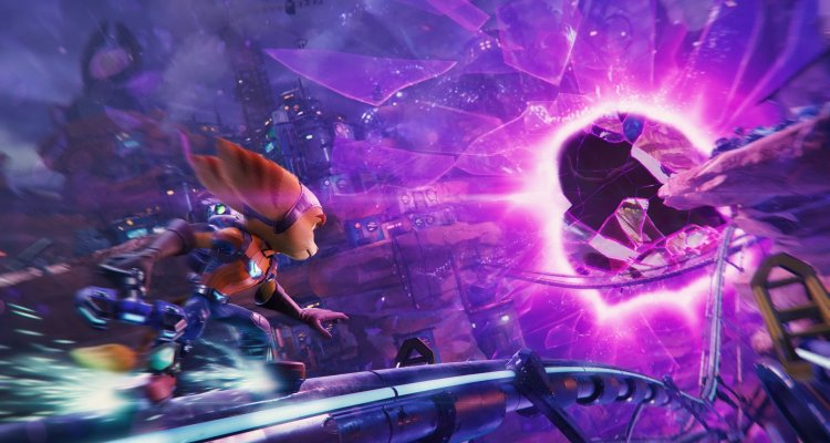 Ratchet & Clank: Rift Apart, l'anteprima della GamesCom 2020
