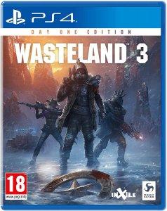 Wasteland 3 per PlayStation 4