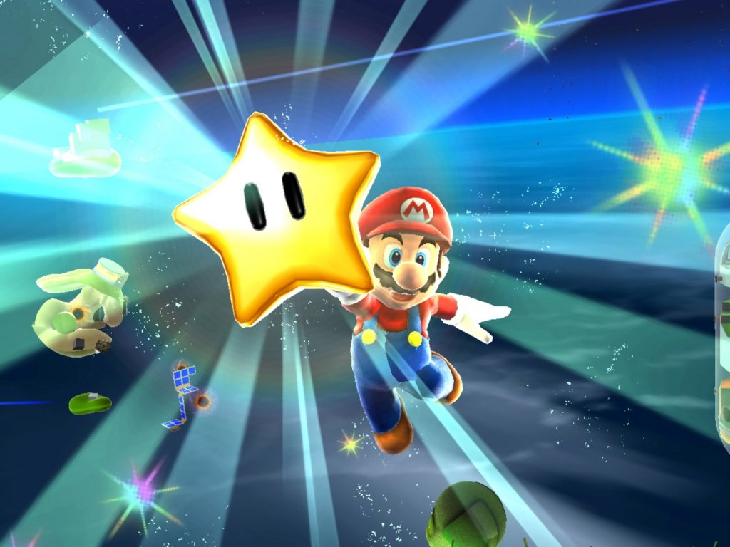 Super Mario 3D All-Stars, the preview