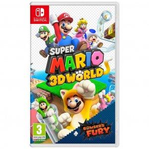 Super Mario 3D World + Bowser's Fury per Nintendo Switch