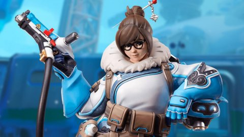 Overwatch: Reduced latency on PC with Nvidia Reflex technology