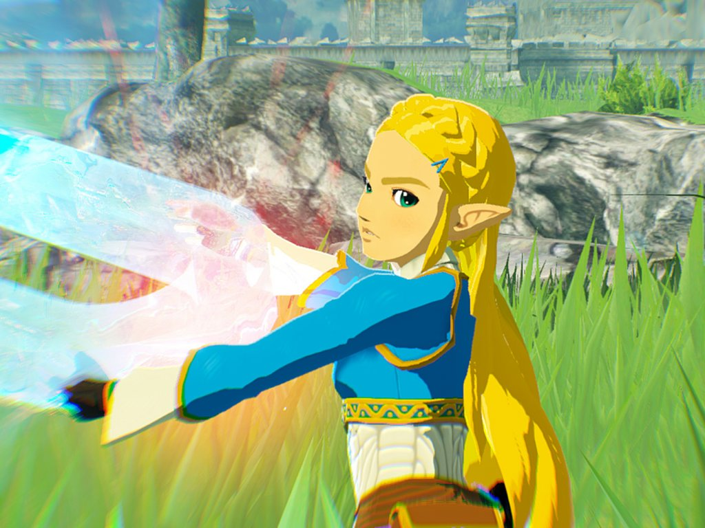 Hyrule Warriors Age Of Calamity Nintendo Treehouse Preview Sportsgaming Win