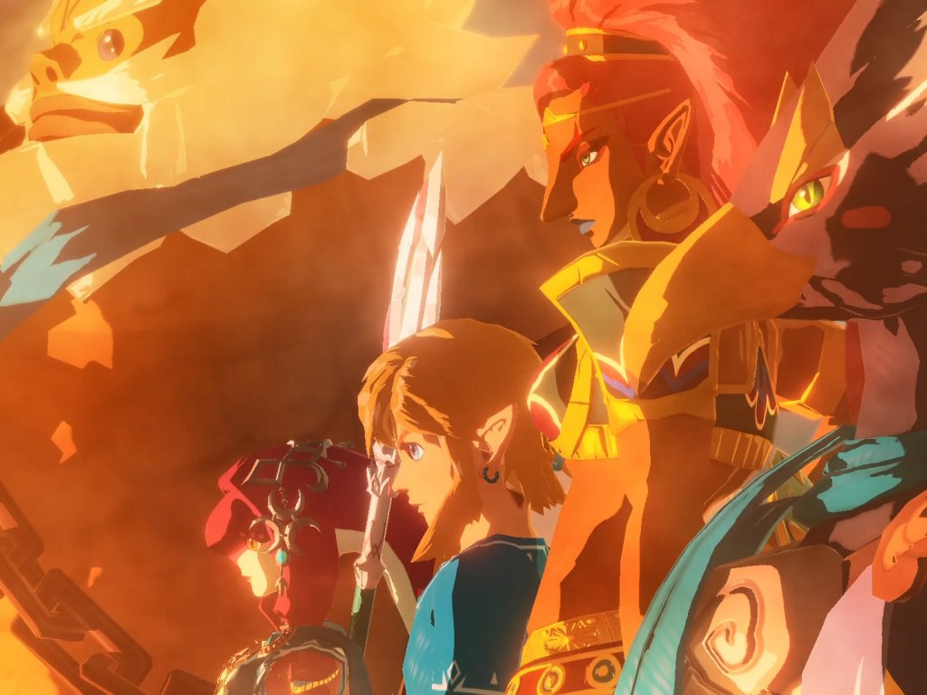 Hyrule Warriors: Age of Calamity, our tips for getting started