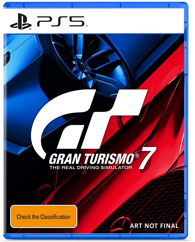 PS5: Gran Turismo 7, Sackboy e altre copertine di giochi spuntano su Amazon  - Multiplayer.it