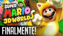 Super Mario 3D World + Bowser's Fury - Video Anteprima
