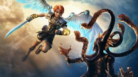 Immortals Fenyx Rising: jinxiecosplay's Fenyx cosplay is combative