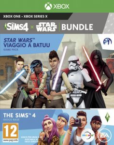 The Sims 4 Star Wars: Viaggio a Batuu per Xbox One