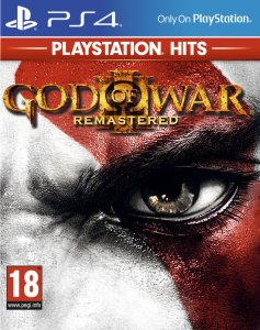 God of War III Remastered per PlayStation 4