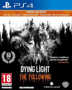 Dying Light: The Following - Enhanced Edition per PlayStation 4