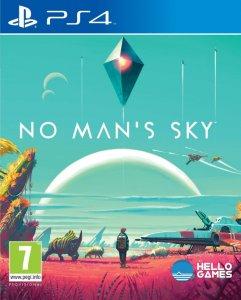 No Man's Sky per PlayStation 4