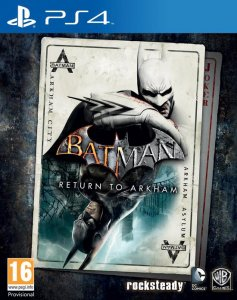 Batman: Return to Arkham per PlayStation 4