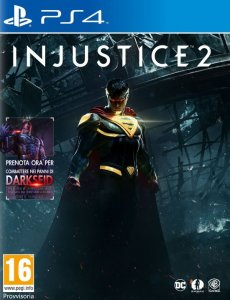 Injustice 2 per PlayStation 4
