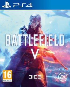Battlefield V per PlayStation 4