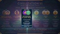 Civilization VI - Il nuovo DLC di settembre 2020 del New Frontier Pass