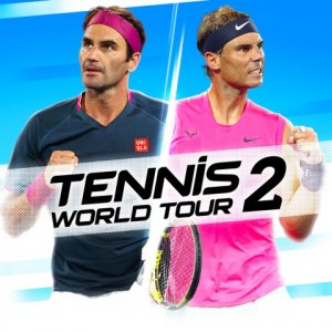 Tennis World Tour 2 per PlayStation 4