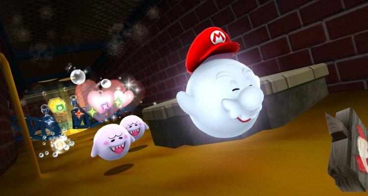 Super Mario 3D All-Stars e Super Mario B …
