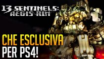 13 Sentinels: Aegis Rim - Video Recensione