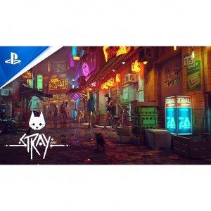 Stray per PlayStation 5