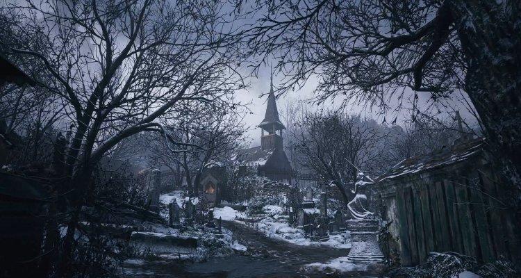 Resident Evil Village, Digital Foundry c …