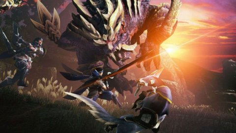 Monster Hunter Rise and It Takes Two are the games for March 2021