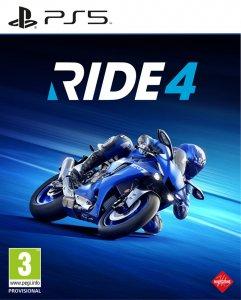 RIDE 4 per PlayStation 5