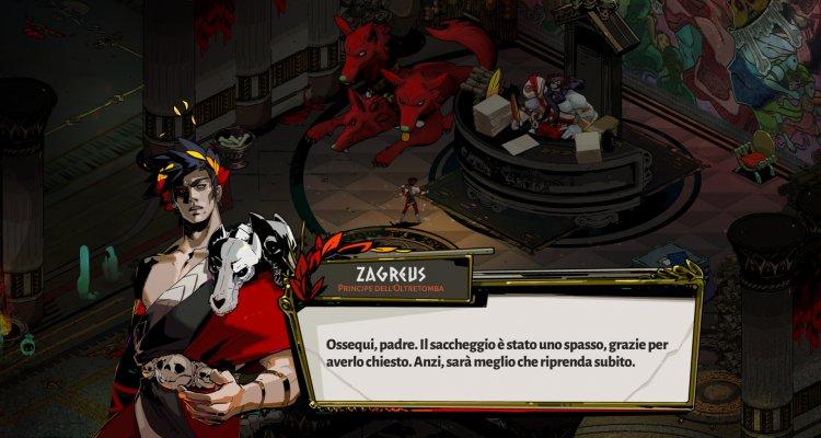 Hades, i nostri consigli per il roguelite del momento
