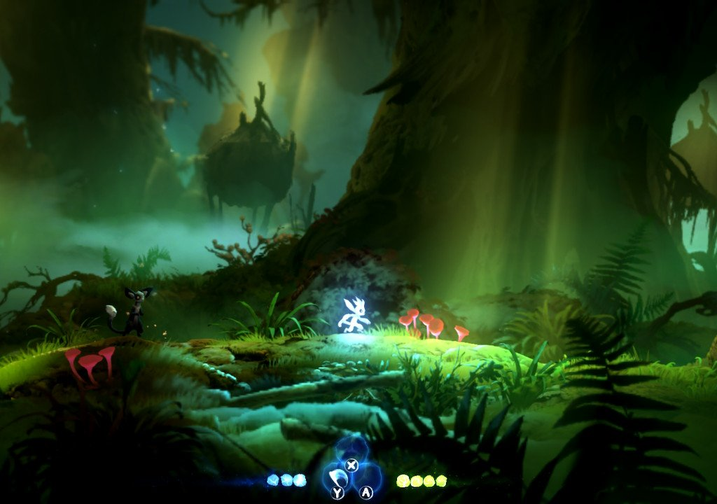Ori and the Will of the Wisps on Xbox Series X at 6K and 60fps or 4K and 120fps