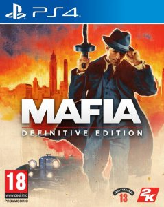 Mafia: Definitive Edition per PlayStation 4