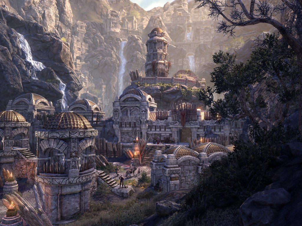 The Elder Scrolls Online: Markarth is available for PC and Stadia with Update 28