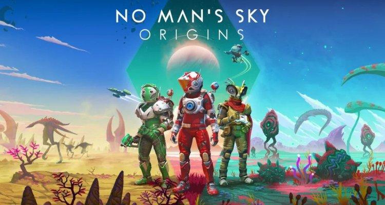 No Man's Sky: Origins , l'espansione conclude un ciclo durato quattro anni