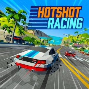 Hotshot Racing per PlayStation 4