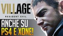Resident Evil Village su PS4 e Xbox One? Capcom ci prova!