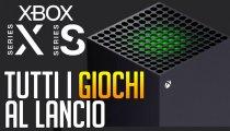 Giochi Xbox Series X/S: tutti i titoli disponibili al lancio