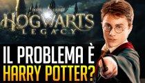 Hogwarts Legacy: Harry Potter e J.K. Rowling sono un problema